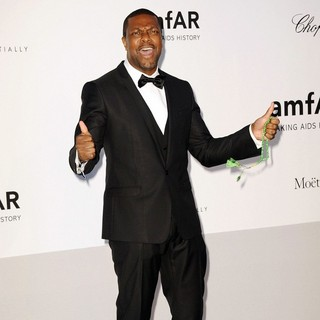 Chris Tucker in AmfAR's Cinema Against AIDS Gala 2012 - During The 65th Annual Cannes Film Festival