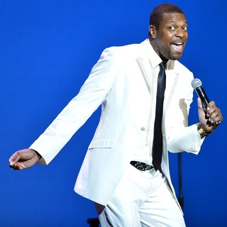 Chris Tucker in Hard Rock Live!