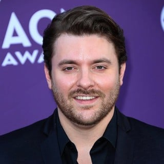 Chris Young in 48th Annual ACM Awards - Arrivals
