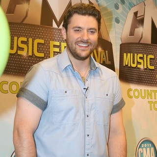 Chris Young in CMA Music Festival Nightly Concerts - Press Conference - Day 3