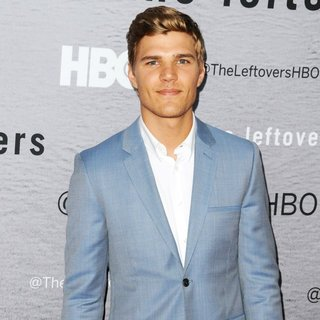 Chris Zylka in The Leftovers New York Premiere - Red Carpet Arrivals