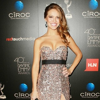 Chrishell Stause in The 40th Annual Daytime Emmy Awards - Arrivals