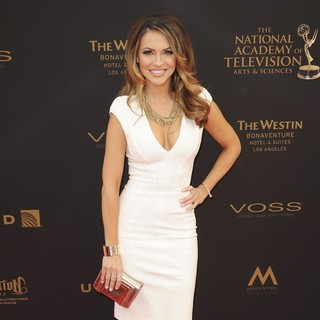 Chrishell Stause in 43rd Annual Daytime Emmy Awards - Arrivals