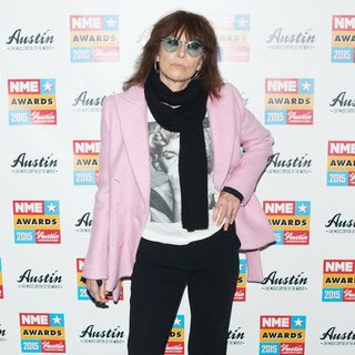 Chrissie Hynde in 2015 NME Awards - Arrivals