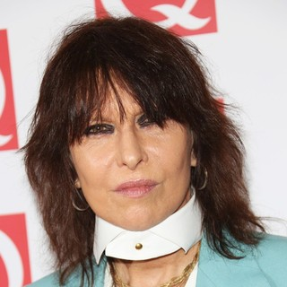 Chrissie Hynde in The Q Awards 2013 - Arrivals