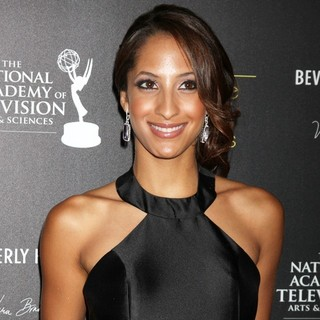 Christel Khalil in 39th Daytime Emmy Awards - Arrivals