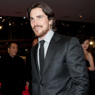 Christian Bale in 62nd Annual Berlin International Film Festival - The Flowers of War World Premiere - Red Carpet