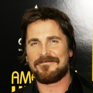 Christian Bale in American Hustle New York Premiere