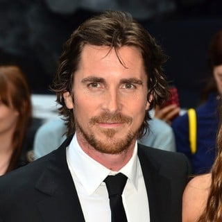 Christian Bale in The European Premiere of The Dark Knight Rises - Arrivals