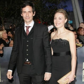 Christian Camargo in The Premiere of The Twilight Saga's Breaking Dawn Part II