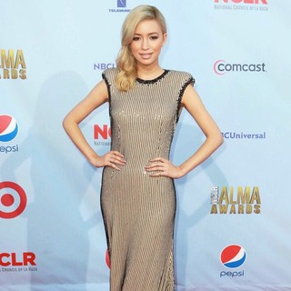 Christian Serratos in 2012 NCLR ALMA Awards - Arrivals
