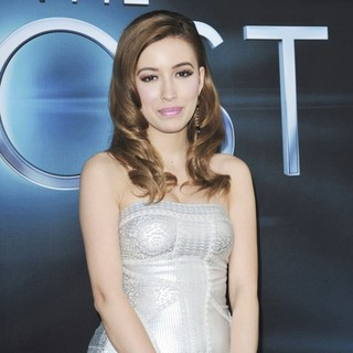 Christian Serratos in The Premiere of The Host - Arrivals