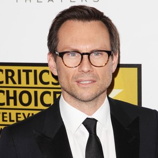 Christian Slater in 4th Annual Critics' Choice Television Awards
