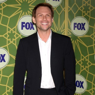 Christian Slater in Fox 2012 All Star Winter Party - Arrivals