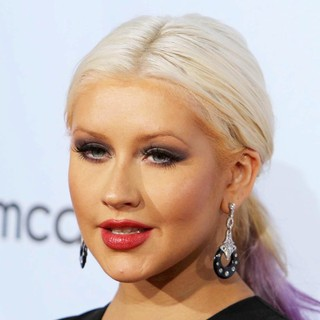 Christina Aguilera in 2012 NCLR ALMA Awards - Arrivals