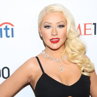 Christina Aguilera in TIME 100 Gala TIME'S 100 Most Influential People in The World - Inside Arrivals