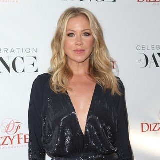 Christina Applegate in The Dizzy Feet Foundation 5th Annual Celebration of Dance Gala