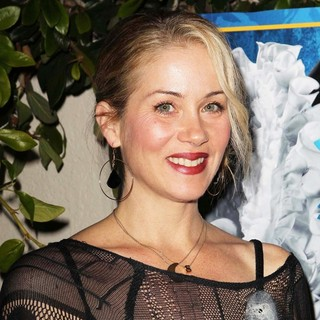 Christina Applegate in Premiere of Kumpania Flamenco Los Angeles