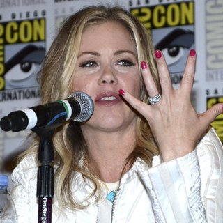 Christina Applegate in San Diego Comic-Con International 2014 - Book of Life - Discussion Panel