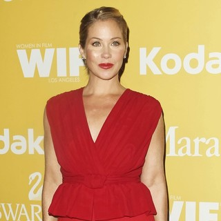 Christina Applegate in Women in Film 2012 Crystal + Lucy Awards - Arrivals