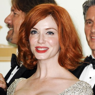 Christina Hendricks in The 63rd Primetime Emmy Awards - Press Room - christina-hendricks-63rd-primetime-emmy-awards-press-room-01