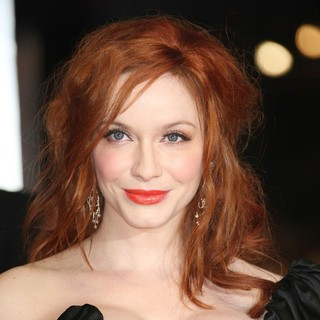 Christina Hendricks in Orange British Academy Film Awards 2012 - Arrivals - christina-hendricks-orange-british-academy-film-awards-2012-01