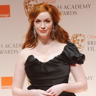 Christina Hendricks in Orange British Academy Film Awards 2012 - Press Room - christina-hendricks-orange-british-academy-film-awards-2012-press-room-02