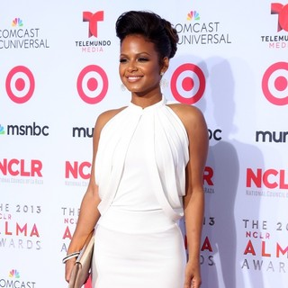 Christina Milian in The 2013 NCLR ALMA Awards