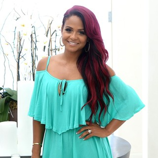 Christina Milian in Viva Diva Wines LA Launch Party