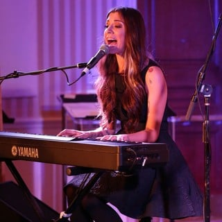 Christina Perri in Adopt The Arts Fundraiser for LAUSD Elementary Schools