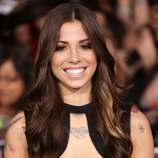 Christina Perri in The Premiere of The Twilight Saga's Breaking Dawn Part II