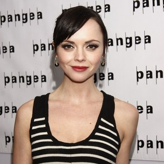 Christina Ricci in Opening Night After Party for The CSC pProduction of A Midsummer Night's Dream