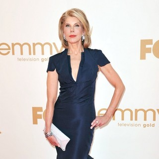 Christine Baranski in The 63rd Primetime Emmy Awards - Arrivals