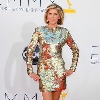 Christine Baranski in 64th Annual Primetime Emmy Awards - Arrivals