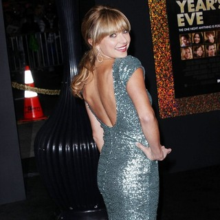 Christine Lakin in Los Angeles Premiere of New Year's Eve