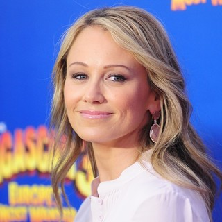 Christine Taylor in New York Premiere of Dreamworks Animation's Madagascar 3: Europe's Most Wanted