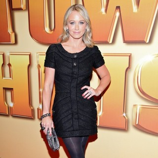 Christine Taylor in World Premiere of Tower Heist - Arrivals