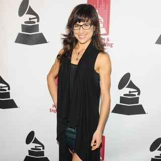 Christine Wu in 56th GRAMMY Awards - P and E Wing Event Honoring Neil Young