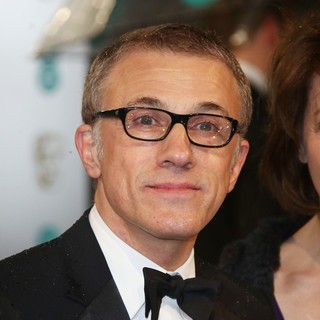 Christoph Waltz in The 2013 EE British Academy Film Awards - Arrivals
