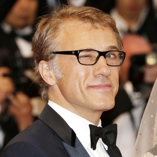 Christoph Waltz in Opening Ceremony of The 66th Cannes Film Festival - The Great Gatsby - Premiere
