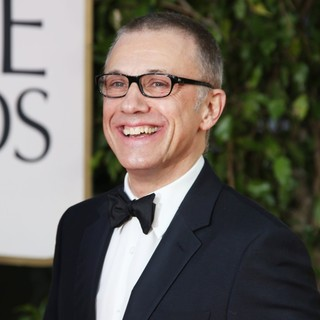 Christoph Waltz in 70th Annual Golden Globe Awards - Arrivals