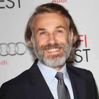 Christoph Waltz in The AFI Fest 2011 Premiere of Carnage