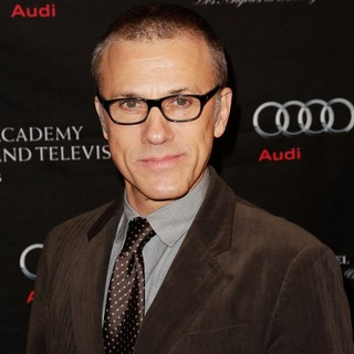 Christoph Waltz in BAFTA Los Angeles 2013 Awards Season Tea Party