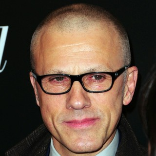 Christoph Waltz in The Premiere of Django Unchained