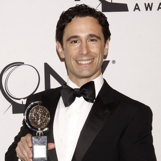Christopher Gattelli in The 66th Annual Tony Awards - Press Room