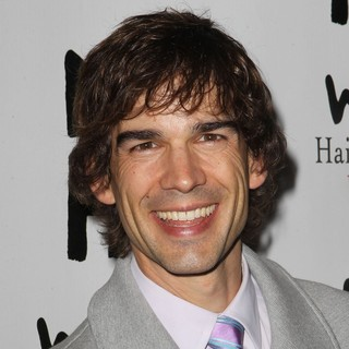 Christopher Gorham in NOH8 Celebrity Studded 4th Anniversary Party - Arrivals - christopher-gorham-noh8-celebrity-studded-4th-anniversary-party-01