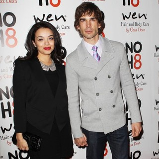 Christopher Gorham in NOH8 Celebrity Studded 4th Anniversary Party - Arrivals - christopher-gorham-noh8-celebrity-studded-4th-anniversary-party-03
