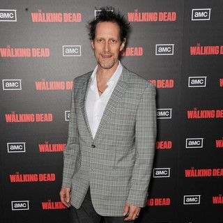 Christopher Heyerdahl in The Premiere of AMC's The Walking Dead 2nd Season