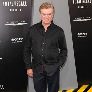 Christopher McDonald in Los Angeles Premiere of Total Recall