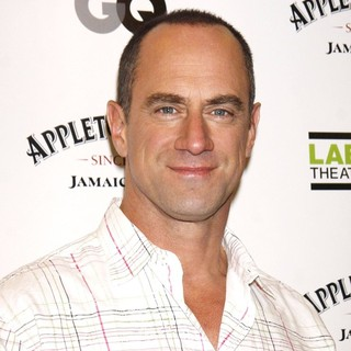 Christopher Meloni in LAByrinth Theater Company's 8th Annual Gala Benefit - Arrivals